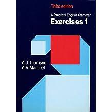 A Practical English Grammar. Exercises 1