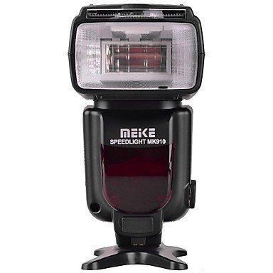 Meike MK910 i-TTL Blitzlicht HSS Meister für Nikon SB900 D800 D810 D7000 D5300 D5200 D5100 D3200 D3100 D3000 Kamera
