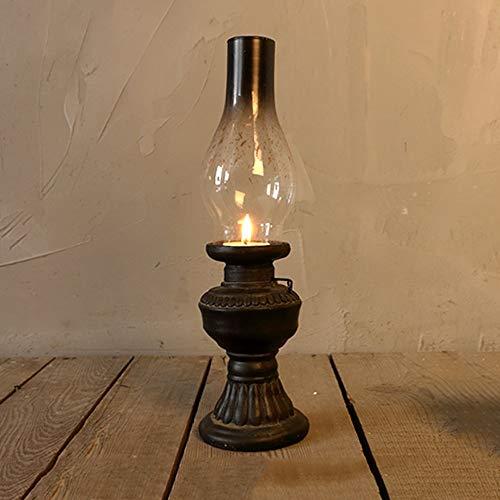 Edelstahl-Öllampen-Kugel Edelstahl Garten