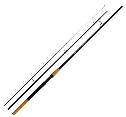 Browning Erwachsene Ruten Friedfischruten Feederruten 4.20m Black Viper S -160g, Mehrfarbig, 1813421