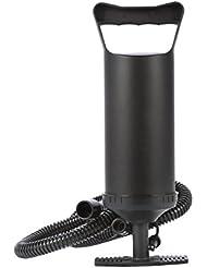 Inflador de aire de juguete de natación, Bomba manual de 12 pulgadas de alta capacidad Anillo de natación Accesorios de pelota de ejercicio Inflador de aire de balsa a la deriva con válvulas Accesorio