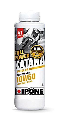 iPone 800008 Motoröl Full Power Katana 4 Zeit Performance 10 W50 Route