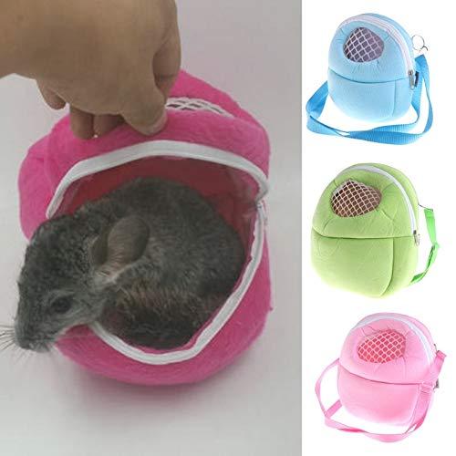 Backpack Hedgehog - Fashion Design Small Pet Rat Hamster Hedgehog Chinchilla Ferret Carrier Warm Hanging Bag Supply - Home Phones Cell Weddings Electronics Case Garden Events Health Compu