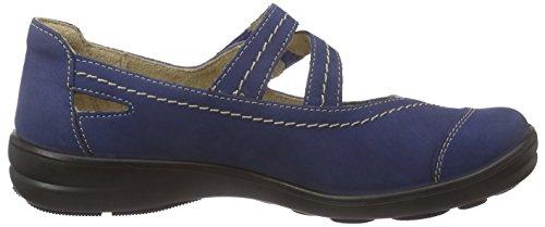 ROMIKA Maddy 11, Sabots femme Bleu - Blau (lago-shark 558)