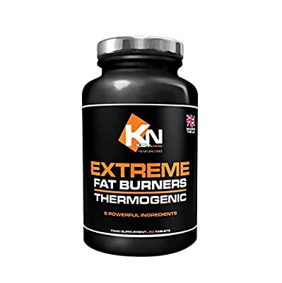 Fat Burners – EXTREME HIGH STRENGTH - 60 CAPSULES, TARGET FAT NOT MUSCLE Created for Serious Weight Loss Programs - With 6 Powerful Ingredients Including CLA, Green Tea Extracts, - Effective Safe & Natural Diet / Slimming Pills for Women and Men, Weight L