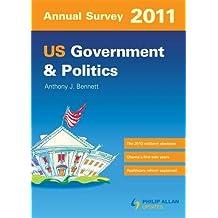 US Government & Politics Annual Survey 2011