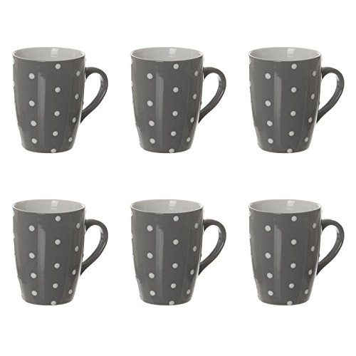 Paris Prix - Lot De 6 Mugs\