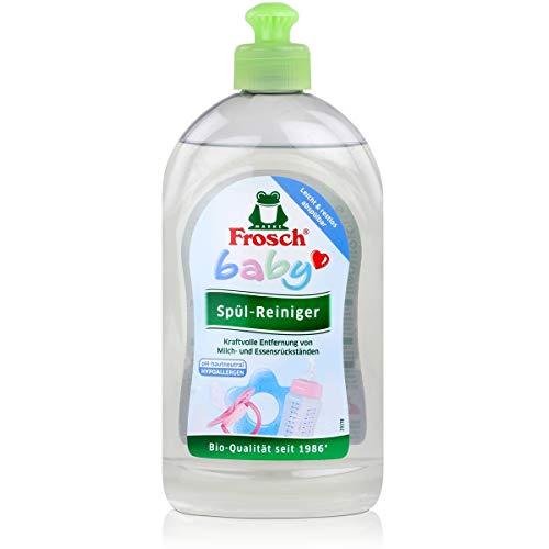 Frosch Baby Spül-Reiniger - 500 ml vegan (Baby Spülmittel)