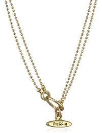 Pilgrim Damen-Halskette vergoldet 90 Cm 560-969