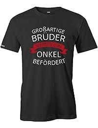 Großartige Brüder werden zum Onkel befördert - Herren T-Shirt