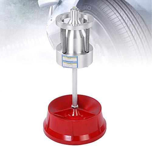 GOTOTOP Wuchtmaschine, Tragbare Auto Reifenwuchtmaschine Radwuchtmaschine Auswuchtmaschine Für die meisten Autos und leichten Lastwagen