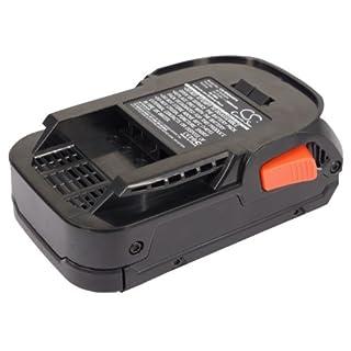 CS Werkzeug Akku Li-ion 2000mAh / 36.0Wh 18.0V passend für AEG BFL 18, BHO 18, BKS 18, BMS 18C, BS 18C, BS 18G, BSB 18, BSB 18 G, BSB 18 LI, BSB 18 STX, BSS 18C, BST 18X, BUS 18, BUS 18 X RIDGID 130383001, 130383025, 130383028, R840084 / ersetzt AEG L1815R, L1830R RIDGID AC840084
