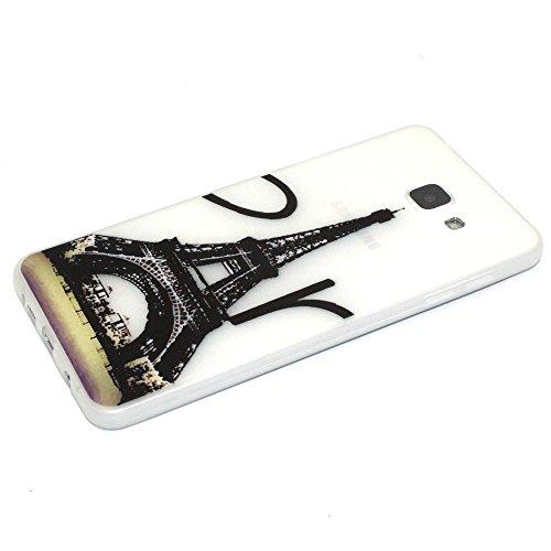 Schutzhülle für iPhone 5s TPU,TOCASO Gemalt Leuchtende Schale Slim Transparente Hülle Silicone Cover,Scratch-Resistant Kreative Leucht Fall Gel Handyhülle Klar Gel Case,Muster Silikon Skin Etui Bumper A#10