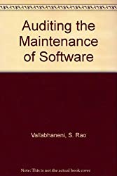 Auditing the Maintenance of Software
