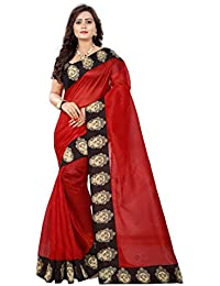 Aaradhya Fashion Saree With Blouse Piece bg face 2