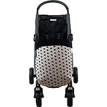Saco con forro polar para Baby jogger city mini y Joolz Impermeabilizado Janabebé®