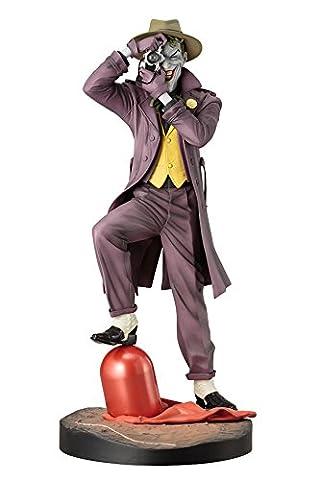 Batman Statue Joker figure The Killing Joke 31cm DC Comics PVC