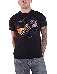 Pink Floyd Shirt Wish You Were Here Machine Greeting Orange Official Mens New