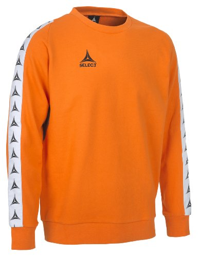 Select Sweatshirt Ultimate Unisex, L, orange, 6287003666