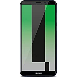 "Huawei Mate 10 Lite - Smartphone DE 5.9"" (RAM de 4 GB, Memoria Interna de 4 GB, Camara de 16 MP, Android) Color Azul"