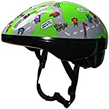 LA Sports Junior Cycling Helmet With Adjustable Headband For A Safer Fit, An Ideal First Helmet