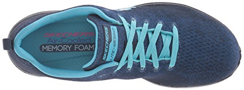 Skechers (SKEES) Skech-flex- Tropical Vibes, baskets sportives femme gris (CCHP)