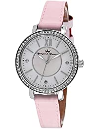 Reloj YONGER&BRESSON para Mujer DCC 049S/BO
