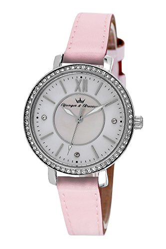 YONGER&BRESSON Women's Watch DCC 049S/BO