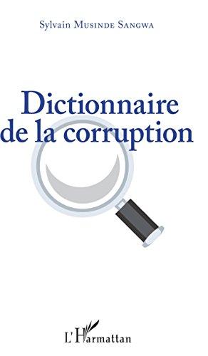 Dictionnaire de la corruption