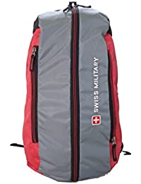 Swiss Military Duffle Cum Backpack LBP23