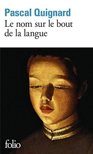 Le nom sur le bout de la langue
