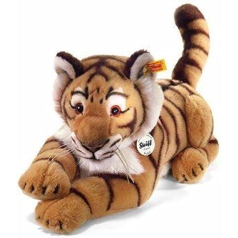 Steiff 064463 - Radjah - Tigre, 45 cm, Colore: Biondo striato