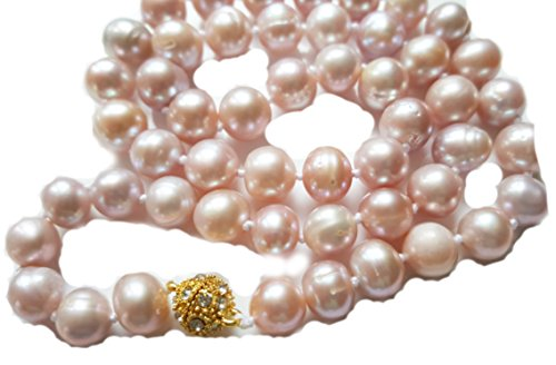 aaa-8-9-mm-lavender-akoya-pearl-necklace-18k-gold-plated-ball-faux-diamond-clasp