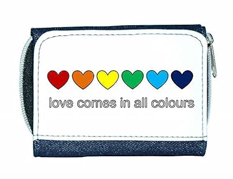 Love Disponible Dans Toutes Les Couleurs arc-en-ciel Lgbt cœurs Support