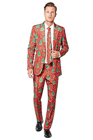 Suitmeister Weihnachtsanzug (Little Trees Kostüm)