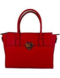 Amazon.it  VALENTINO - Rosso   Donna   Borse  Scarpe e borse 943e70f0b4c