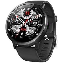Yunn LEMFO LEMX 4.0 Bluetooth 4G Ip67 Reloj Inteligente de Lujo a Prueba de Agua,