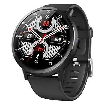 gaeruite Smart Watch para el teléfono Android, LEMFO LEM X 2.03 Pulgadas Android SmartWatch Impermeable Smart Watch Sport Reloj 900mAh Batería 8MP ...