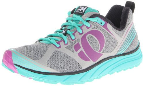 PEARL IZUMI Women's, EM Trail M 2, Grey/Black, Size 12.0 (Schuhe Izumi Pearl)