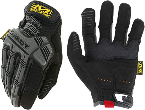 Mechanix Wear MPT-58-010 M-Pact Guanti, Nero, L