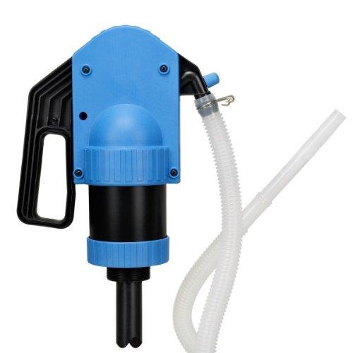 Preisvergleich Produktbild Chemikalienpumpe PP/FKM Dichtungen, Saugrohrlänge 1000 mm, 0,5 Liter/Hub, Nr. 13004