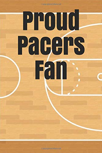 Proud Pacers Fan: An unofficial NBA basketball journal for your everyday needs