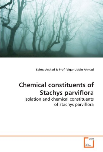 Chemical constituents of Stachys parviflora: Isolation and chemical constituents of stachys parviflora