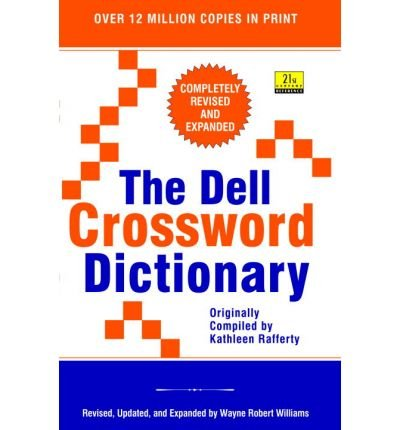 [(Dell Crossword Dictionary)] [Author: M.S. Doherty] published on (December, 2005)