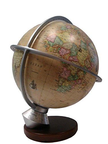 COLUMBUS Planet Erde Renaissance Globus 30cm