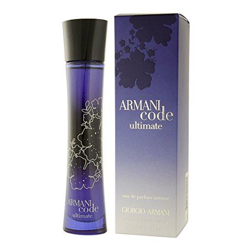 Giorgio Armani (public) Code 50 ml Mujeres - Eau de parfum (Mujeres, 50 ml, Envase no recargable, Jengibre, Pera, Ginger,Pear, Café, Jazmín, Azahar)