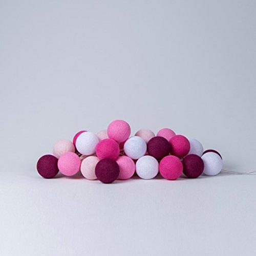 Cotton Ball Lights 716855431776