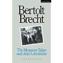 Measures Taken and Other Lehrstucke (Modern Plays) by Bertolt Brecht (2010-12-01)