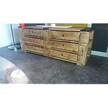 Meuble palette for Achat meuble en palette