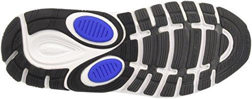 Brooks Herren Dyad 9 Laufschuhe Mehrfarbig (Asphalt/electric Brooks Blue/black)